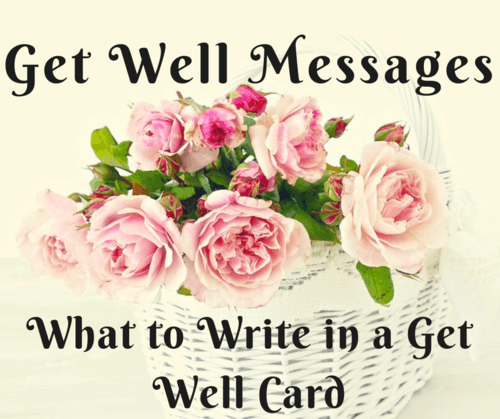 Get well soon messages for a friend or loved one | holidappy.